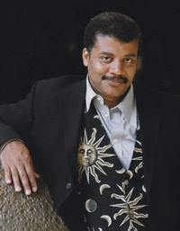 Neil deGrasse Tyson -- The man himself