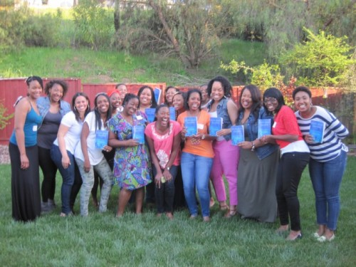 Fun times with the Oakland based chapter of Booktini.  Thanks, Booktini!!!